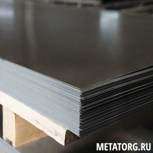Алюминиевый лист АД0