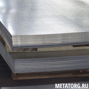 Алюминиевый лист АКМА